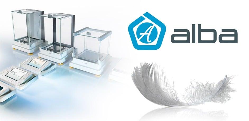 Nova celostna grafična podoba za podjetje Alba.