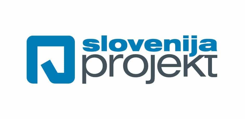 Oblikovanje logotipa za Slovenija projekt.