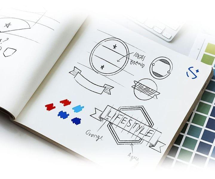 Oblikovanje celostne grafične podobe je pomemben del promocije podjetja.