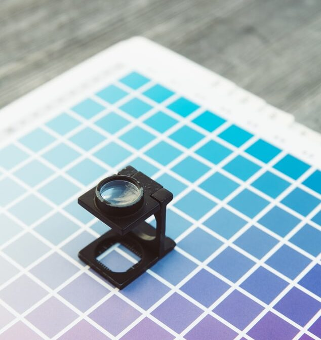 Uporaba barv v tisku