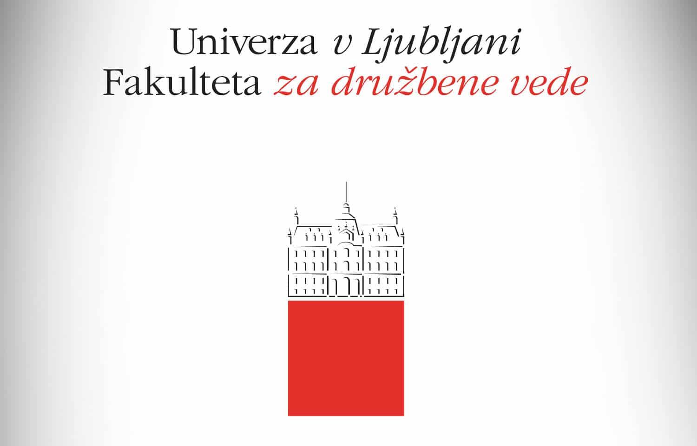 Oblikovanje tiskovin za Fakulteto za družbene vede v Ljubljani.